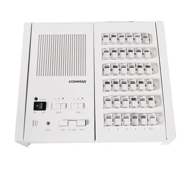 Центральный пульт громкой связи Commax PI-30LN