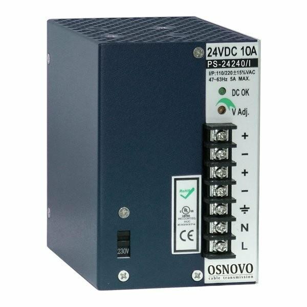 Блок питания промышленный Osnovo PS-24240/I