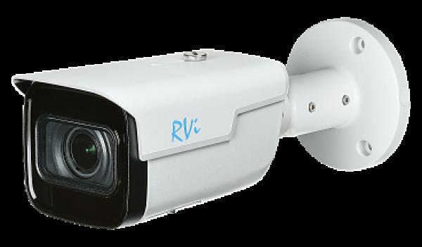 Цилиндрическая IP-видеокамера RVi-1NCT4033 (2.8-12) 4 Мп с ИК подстветкой 40м