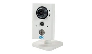 Корпусная IP-видеокамера RVi-IPC11S (2.8) 1МП с ИК подстветкой 10м