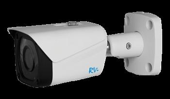 Цилиндрическая IP-видеокамера RVi-IPC44 V.2 (3.6) 4Мп с ИК-подствекой 40м