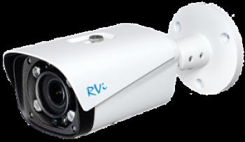 Цилиндрическая IP-видеокамера RVi-IPC44M4L (2.7-13.5) с ИК подстветской 60м