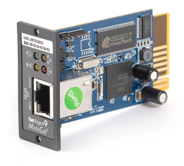 SNMP-модуль Бастион DL 801