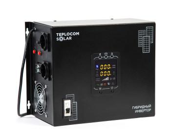 Инвертор гибридный Бастион TEPLOCOM SOLAR-1500