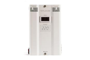 Стабилизатор фазоинверторный для котлов Бастион TEPLOCOM ST-600 INVERTOR