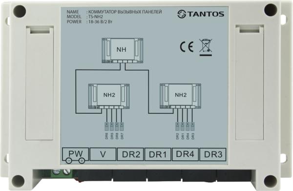 Коммутатор домофонной линии TS-NH2 Tantos