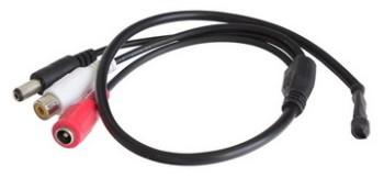Микрофон для видеонаблюдения Tantos TSa-M51P