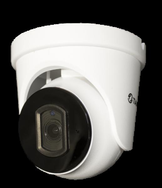 Купольная IP-видеокамера Tantos TSi-Beco25FP (3.6) 2 Мп с ИК подсветкой 30м