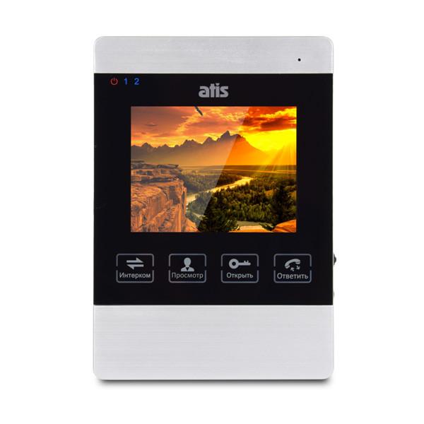 Монитор видеодомофона ATIS AD-470M S-Black