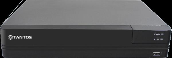 16-ти канальный гибридный видеорегистратор Tantos TSr-UV1615 Eco