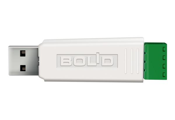 Преобразователь интерфейсов Болид USB-RS232
