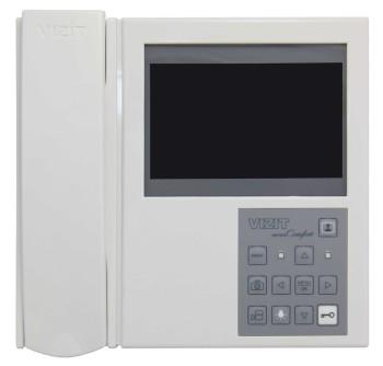 Монитор видеодомофона VIZIT-M405М