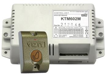 Контроллер ключей Vizit VIZIT-КТМ602R