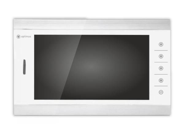 Монитор видеодомофона Optimus VM-10.1 (sw)/(sb)