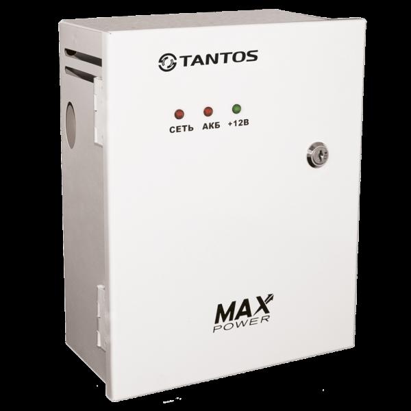 Источник вторичного питания резервированный Tantos ББП-30 MAX