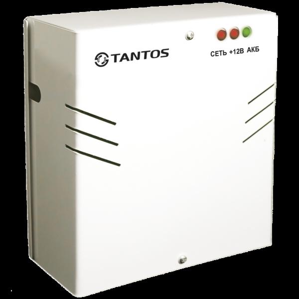 Источник вторичного питания резервированный Tantos ББП-30 V.4 TS