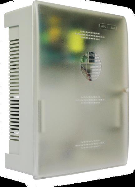 Источник вторичного питания резервированный Tantos ББП-50 Max Lux (пластик)
