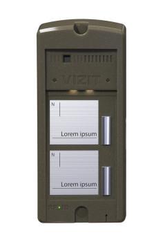 Вызывная аудиопанель Vizit БВД-306-2