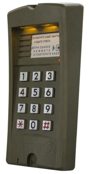 Блок вызова домофона Vizit БВД-310R