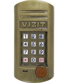 Блок вызова домофона Vizit БВД-315F