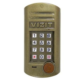 Блок вызова домофона Vizit БВД-315FCP