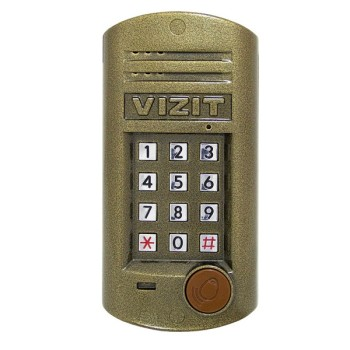 Блок вызова домофона Vizit БВД-315RCP