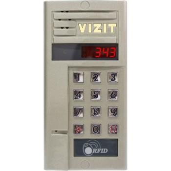 Вызывная аудиопанель Vizit БВД-343F