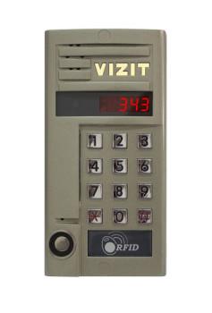 Вызывная видеопанель Vizit БВД-343RTCPL