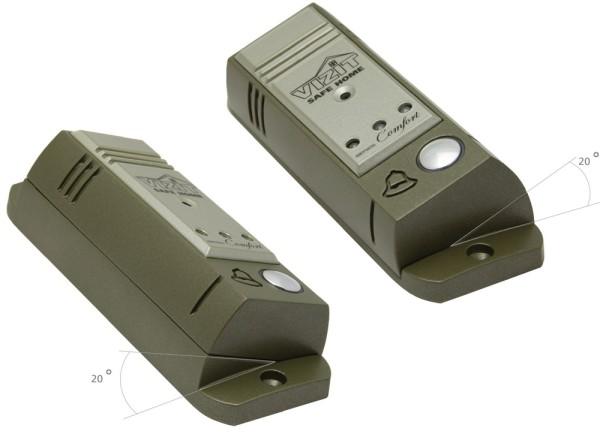 Вызывная панель видеодомофона Vizit БВД-403CPL