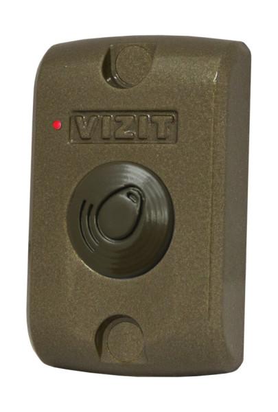 Комплект блока вызова домофона Vizit БВД-444CP-1-R