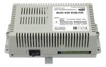 Блок управления Vizit БУД-430S
