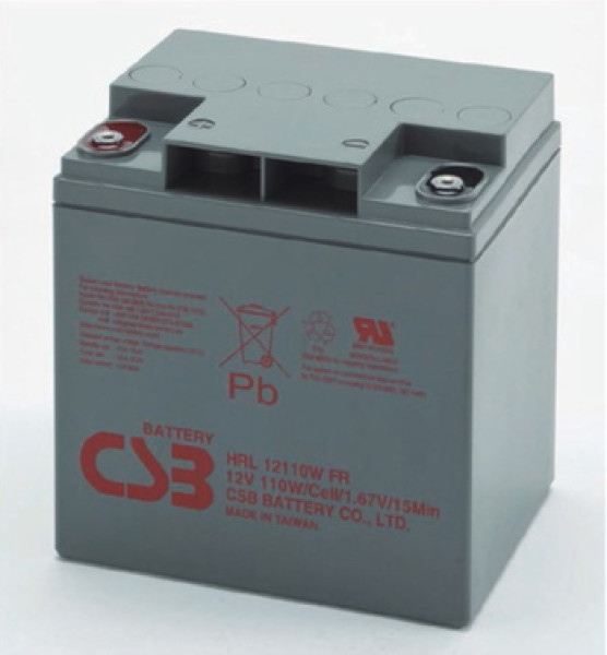 Аккумулятор CSB 12V 28Ah HRL12110W