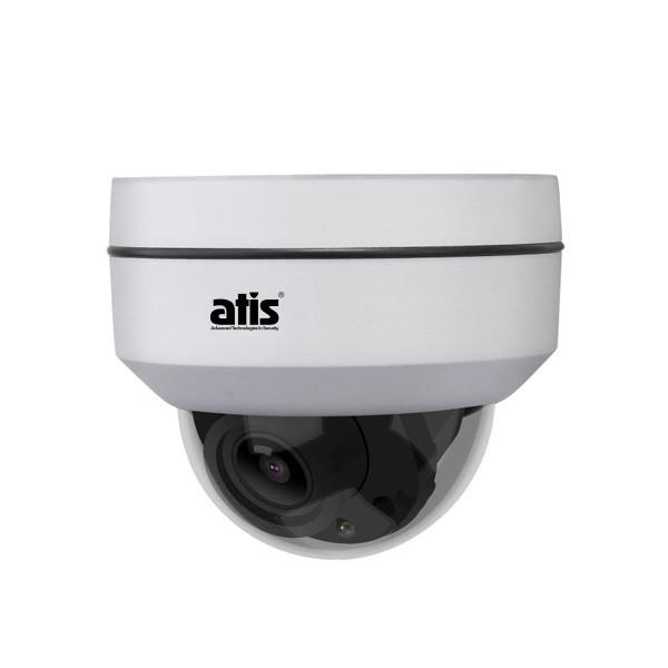 Купольная MHD-видеокамера скоростная поворотная ATIS AMVD-2MPTZ-30W/2.8-12 с ИК-подсветкой до 35 м