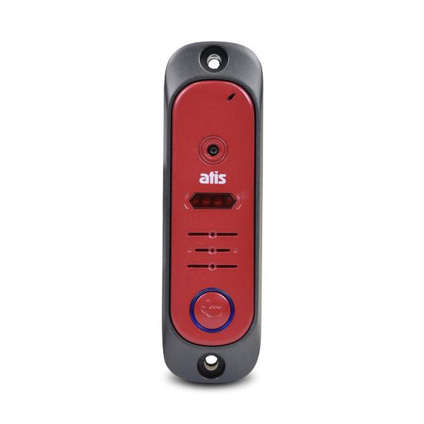 Вызывная панель видеодомофона ATIS AT-380HD Red