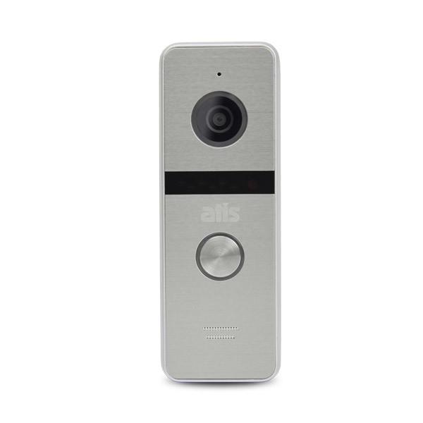 Вызывная панель видеодомофона ATIS AT-400HD Silver