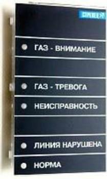 Шкала сменная для блока индикации Аргус-Спектр БИ32-И (комплект«Стрелец-Газовый») (Стрелец-Интеграл®)