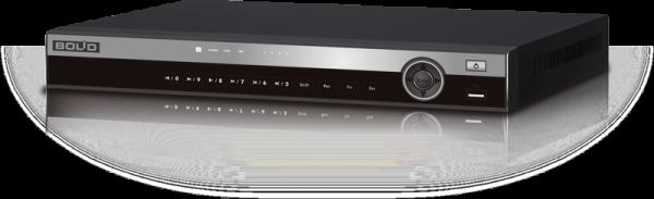 8-канальный сетевой видеорегистратор BOLID RGI-0822Р08